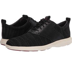 Mens Cole Haan oxford grand tour knit 9.5 11. shoe